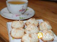Приготовление кокосовых пирожных: шаг 8