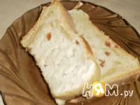 Приготовление сладкого хлеба с изюмом: шаг 2