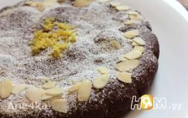 "Торт ""Капрезе"" с лимоном"