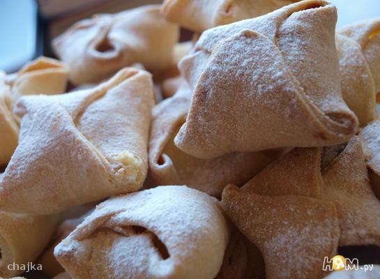 Рецепт Яблочные пирожные