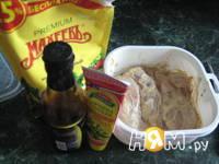 Приготовление сочной маринованной куриной грудки: шаг 1