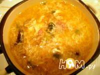Приготовление остро-кисленького китайского супа: шаг 10