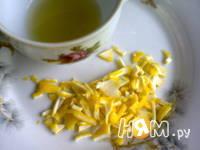 Приготовление яичного пунша: шаг 1