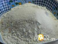 Приготовление булочек Люсии: шаг 2