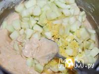 Приготовление яблочного пирога: шаг 9