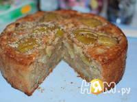 Приготовление яблочного пирога: шаг 18