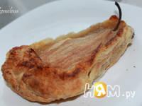 Приготовление груши в тесте: шаг 8