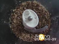 Приготовление конфет Ferrero Rocher: шаг 3