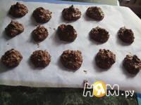 Приготовление конфет Ferrero Rocher: шаг 5