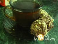 Приготовление конфет Ferrero Rocher: шаг 6