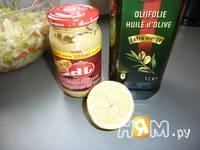 Приготовление капустного салата: шаг 5