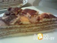 Приготовление торта Добош: шаг 15