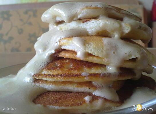 Рецепт American Pancakes