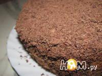 Приготовление крученого торта: шаг 25