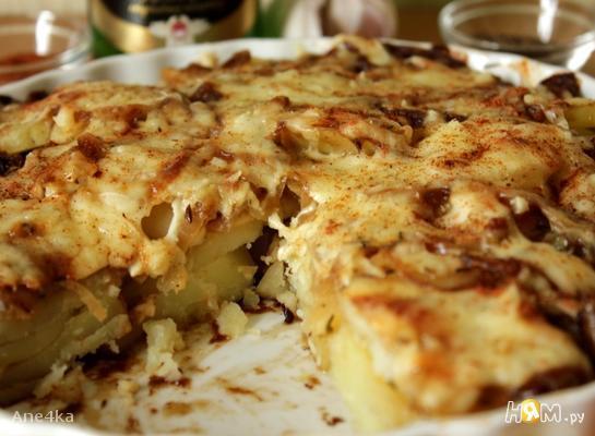 Запеченный картофель по-ирландски