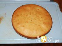 Приготовление торта Нежный орешек: шаг 10