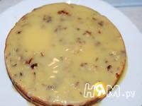 Приготовление торта Нежный орешек: шаг 16