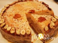 Приготовление торта Нежный орешек: шаг 21