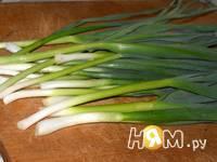 Приготовление омлета с одуванчиками: шаг 2
