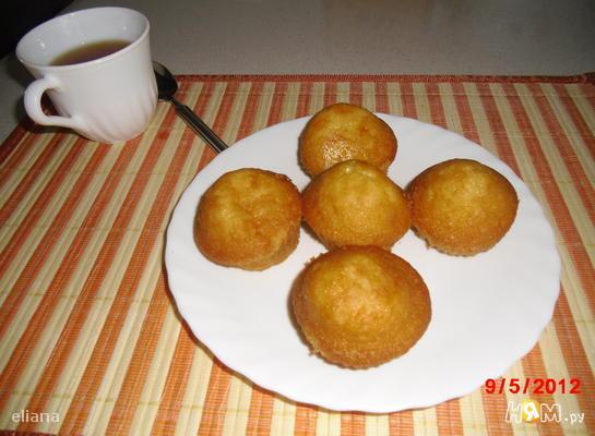 Мини кексы рецепт с пошаговыми