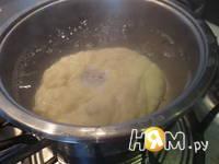 Приготовление бейгла с лососем: шаг 7