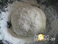 Приготовление мини пиццы: шаг 2
