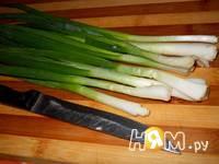 Приготовление кутабов с зеленью: шаг 6