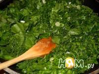 Приготовление кутабов с зеленью: шаг 9