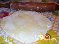 Приготовление кутабов с зеленью: шаг 15