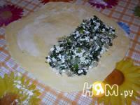 Приготовление кутабов с зеленью: шаг 16