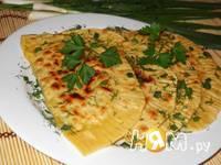 Приготовление кутабов с зеленью: шаг 22