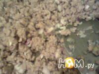 Приготовление макарон по-флотски: шаг 4