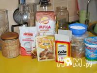 Приготовление медовых домашних пряников: шаг 1