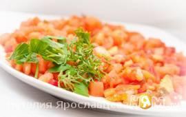 Тушёные овощи с индейкой для детей и взрослых