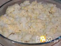 Приготовление цветной капусты запеченной с сыром: шаг 9