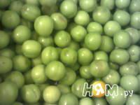 Приготовление соуса Зеленого ткемали: шаг 1