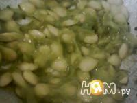 Приготовление соуса Зеленого ткемали: шаг 3