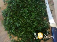 Приготовление соуса Зеленого ткемали: шаг 9
