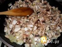 Приготовление жюльена из мидий: шаг 3