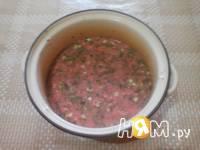 Приготовление холодного свекольного супа: шаг 8