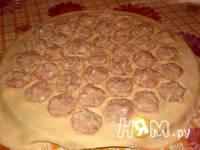 Приготовление пельменей домашних мясных: шаг 10