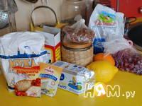 Приготовление апельсинового печенья: шаг 1