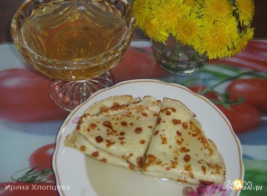 Рецепт Варенье из одуванчиков