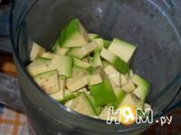 Приготовление холодного крем-супа с авокадо на кефире: шаг 3