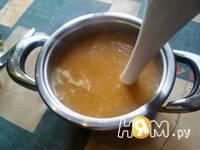 Приготовление крем-супа из шампиньонов : шаг 4
