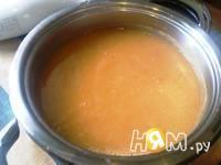 Приготовление крем-супа из шампиньонов : шаг 5