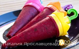 Фруктово-ягодный сорбет