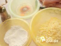 Приготовление куриной грудки в яично-сырной корочке: шаг 2