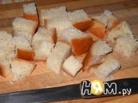 Приготовление холодного томатного супа-пюре: шаг 3