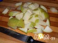 Приготовление холодного мятного супа-пюре: шаг 2